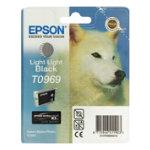 Epson T0969 Original Ink Cartridge C13T09694010 Light Black
