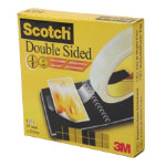 Scotch Tape Double Sided Transparent