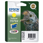 Epson T0794 Original Yellow Ink Cartridge C13T07944010