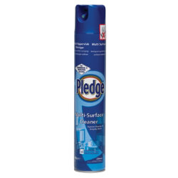Pledge Clean And Dust Spray Pk 2