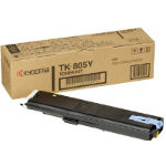 Konica Minolta TK 805Y Original standard capacity yellow toner cartridge N A