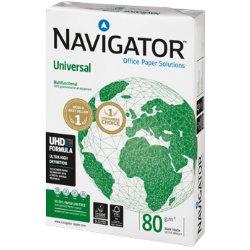 The Navigator Company Universal Printer Paper A4 80gsm White 500 Sheets