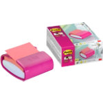 Post it Note Dispenser Z Note Pro Fuchsia 76 x 76 cm