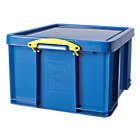 Really Useful Box Multi Usage Box Blue 42Ltrs