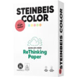 Steinbeis Magic Pastel Coloured Paper A4 80gsm Pastel Yellow 500 Sheets