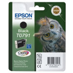 Epson T0791 Black Printer Ink Cartridge T079140