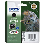 Epson T0791 Original Black Ink Cartridge C13T07914010