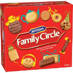 McVitie s Biscuits Family Circle 401152