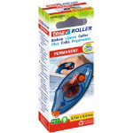 tesa Permanent Glue Roller Blue Red