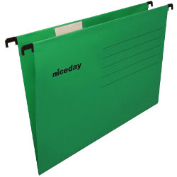 Niceday Flex Suspension File A4 Green Box 25