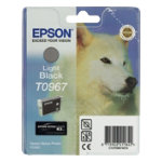 Epson T0967 Original Ink Cartridge C13T09674010 Light black
