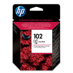 HP 102 Original photo grey ink cartridge C9360AE