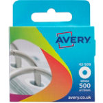 Avery Reinforcement Rings White Box Of 500