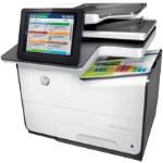 HP 586f Page Wide Array Multifunction Printer