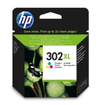 HP F6U67AE Original 3 Colours Ink Cartridge