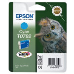 Epson T0792 Original Cyan Ink Cartridge C13T07924010