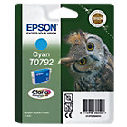 Epson T0792 cyan printer ink cartridge T079240