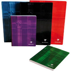 Clairefontaine Notebook  Pin Assorted No A4