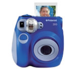 Polaroid Instant Camera PIC 300 Blue