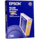 Epson T461 Original Standard Capacity yellow ink cartridge