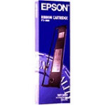 Epson Ribbon S015091 Black