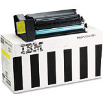 IBM 75P4058 Original Yellow Toner Cartridge