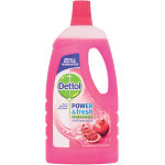 Dettol Floor Cleaner Anti Bacterial Pink
