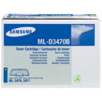 Samsung ML D3470B Black Laser Toner Cartridge
