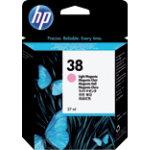 HP 38 Original Light Magenta Ink Cartridge C9419A