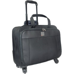 Monolith Laptop Trolley Case Motion II 44.5 x 32 x 23 cm Black
