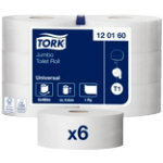 Tork Universal Jumbo Roll 1 Ply Pack of 6