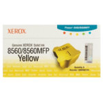 Xerox 108R00725 Original Solid Ink Stick Yellow Pack 3