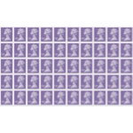 Royal Mail SH3 Postage Stamps 50 Pack