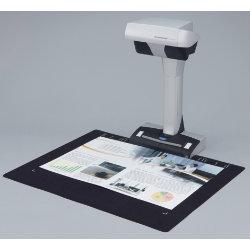 Fujitsu Overhead Scanner SV600 Black  White