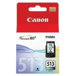 Canon CL 513 Original 3 Colours Ink Cartridge 2971B001