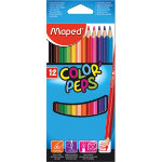 Maped Color Peps Colouring Pencils Pack 12