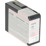 Epson T5806 Original Ink Cartridge C13T580600 Light Magenta