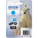 Epson 26XL Original Ink Cartridge C13T26324012 Cyan Pack