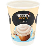 Nescafe Instant Coffee Cups Latte Nescafe Go