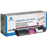 QMS Original magenta toner cartridge A00W231