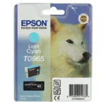 Epson T0965 Original Ink Cartridge C13T09654010 Light Cyan