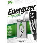 Energizer Battery Rechargeable HR22 9 V Pack