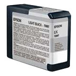 Epson T5807 Original Ink Cartridge C13T580700 Light Black