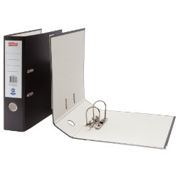 Office Depot A4 Lever Arch File Black