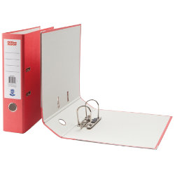 Office Depot A4 Lever Arch File Red