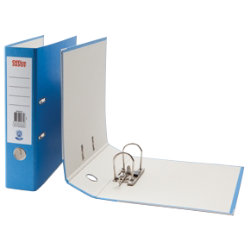 Office Depot A4 Lever Arch File Blue