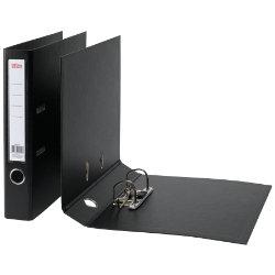 Office Depot Polypropylene A4 Lever Arch Files Black 50mm Spine