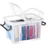 Strata Smart Plastic Storage Box 170H x 225W x 300Dmm 6 Litre