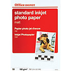 Office Depot Everyday Inkjet Photo Paper Matte A4 165gsm