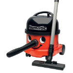 NUMATIC NRV VACUUM CLEANER RED BLACK 580 WATTS